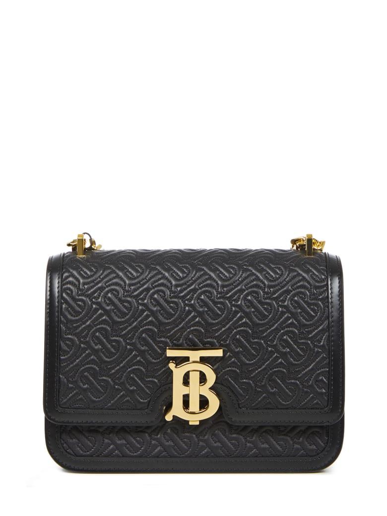 Burberry Tb Small Shoulder Bag - Black
