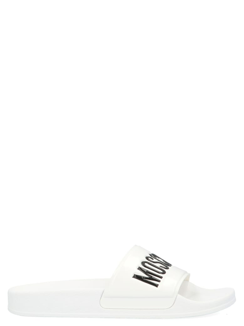 Moschino Shoes - White