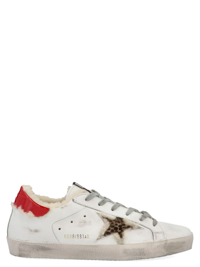 Golden Goose 'super Star' Shoes - White