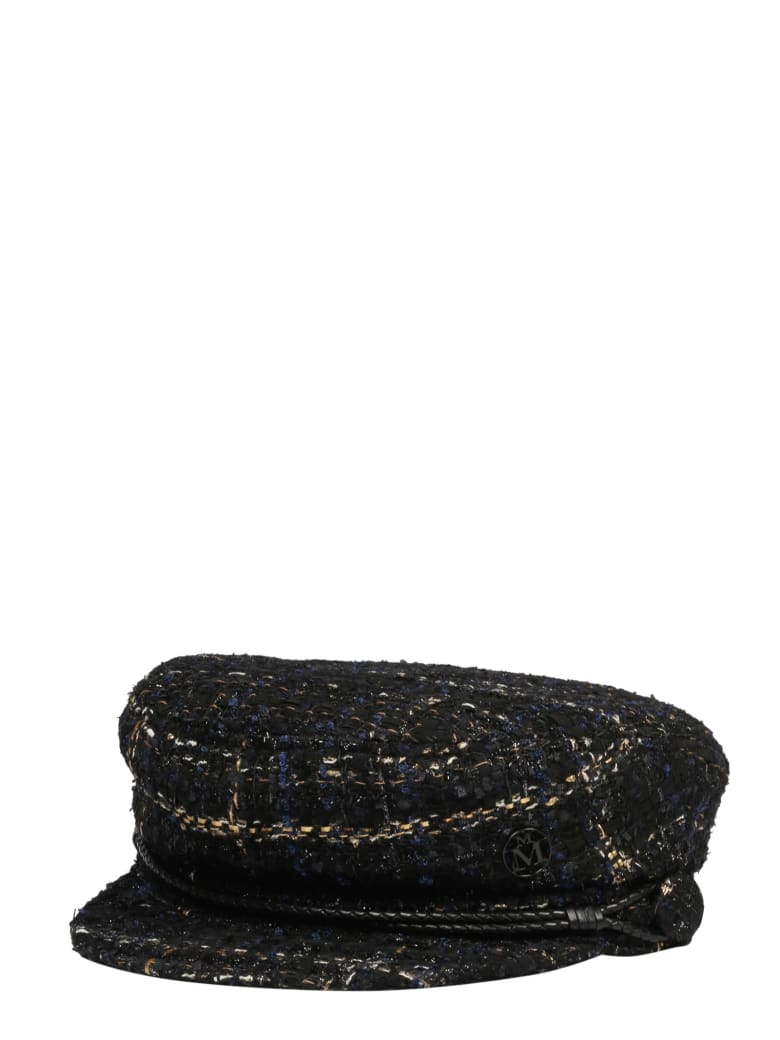 Maison Michel New Abby 20ps Hat - Blue