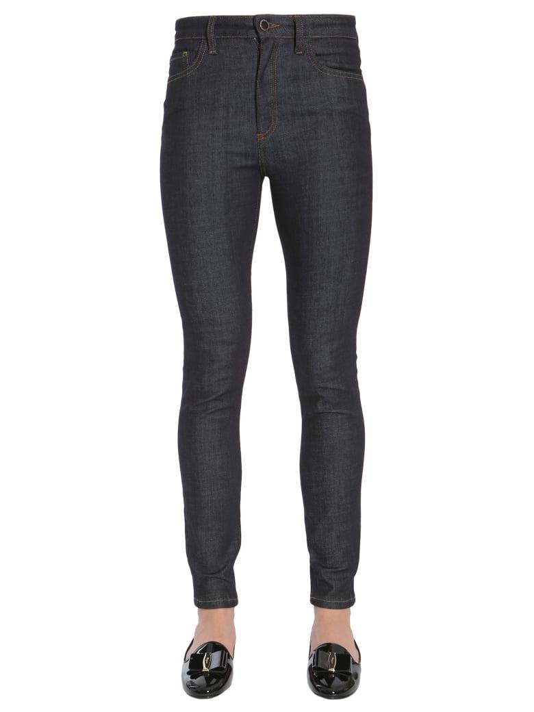 Victoria Victoria Beckham Slim Fit Jeans - BLU