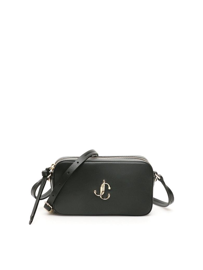 Jimmy Choo Hale Camera Bag - Black