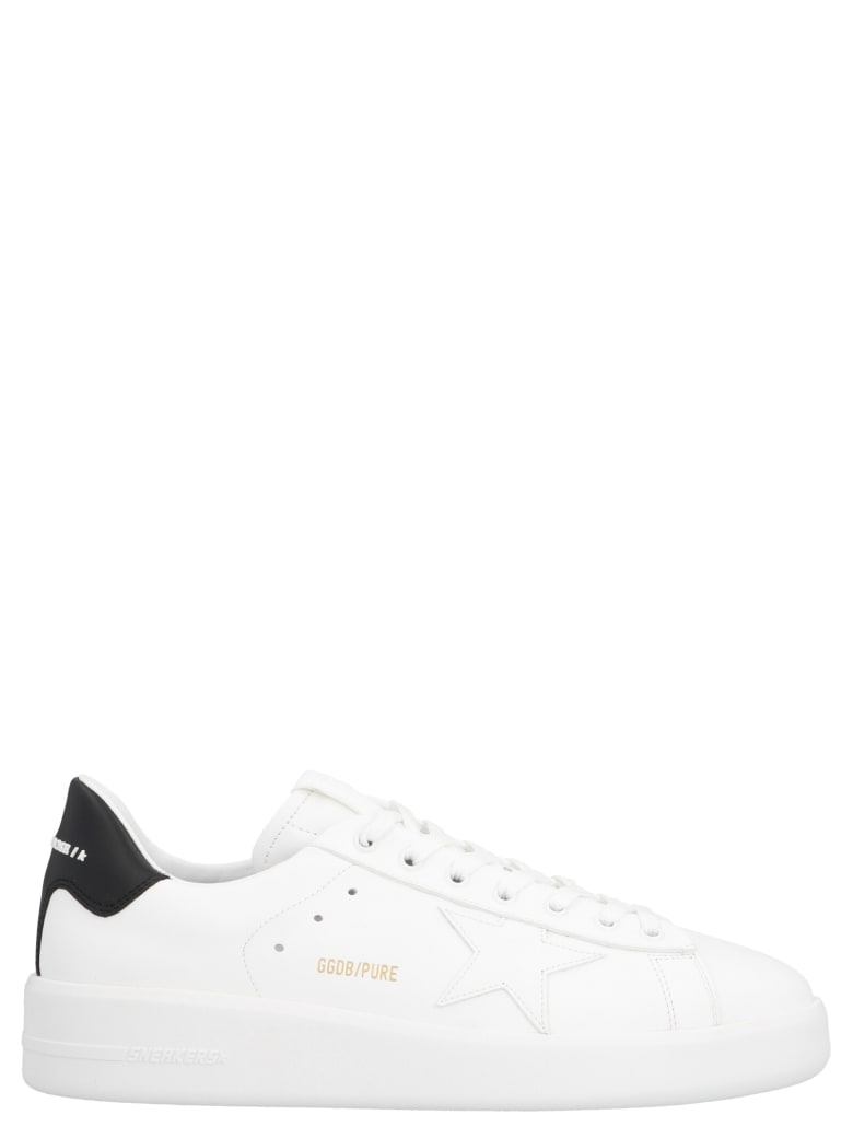 Golden Goose 'purestar' Shoes - White