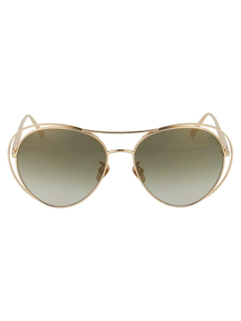 Nina Ricci Sunglasses - V Gold