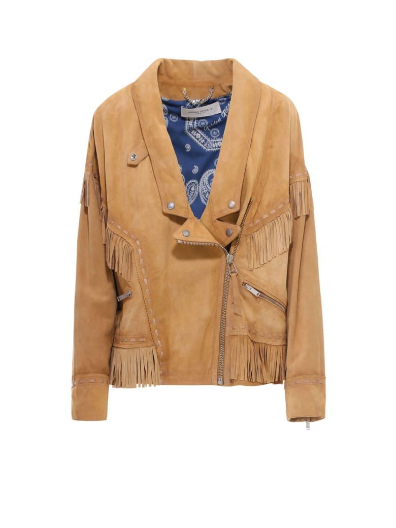 Golden Goose Jacket - Beige