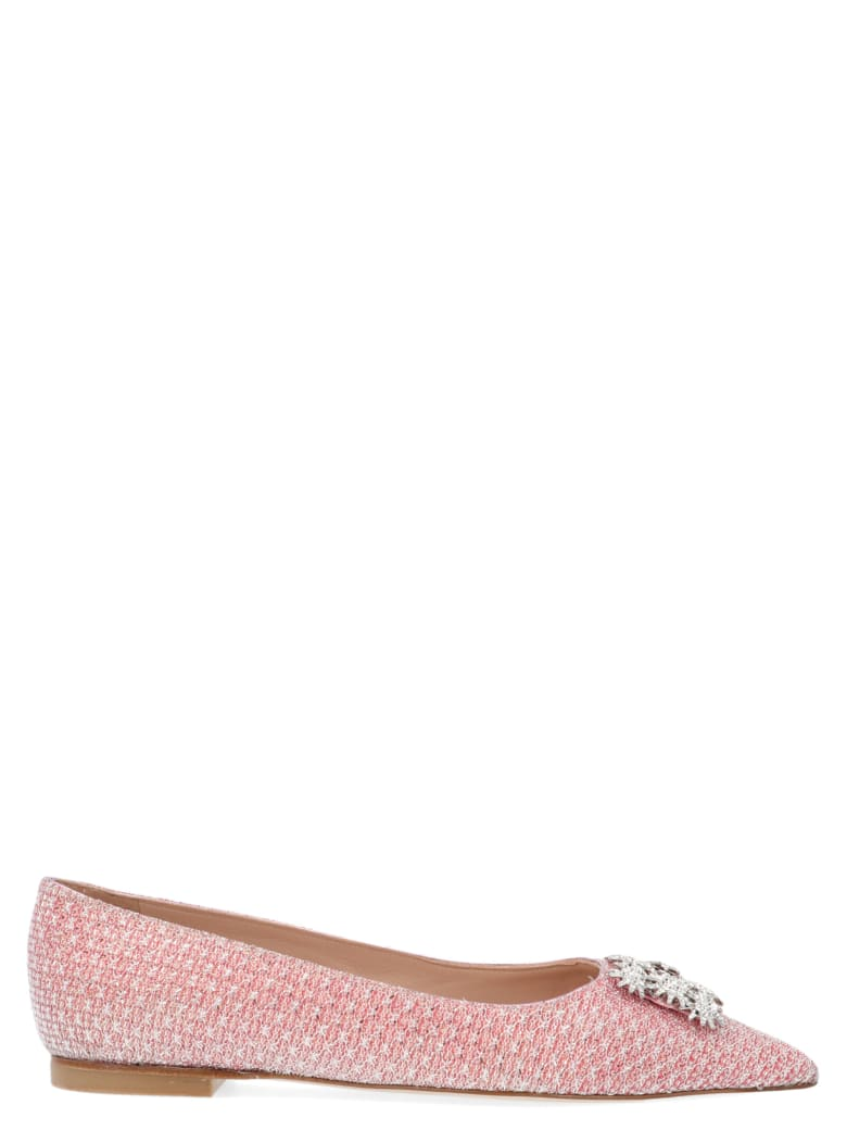 Stuart Weitzman 'kelsey' Shoes - Pink