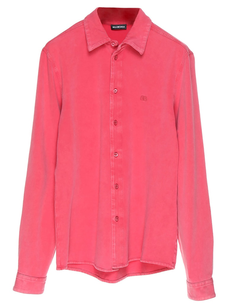 Balenciaga Shirt - Fuxia