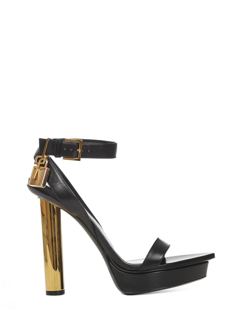 Tom Ford Sandals - Black