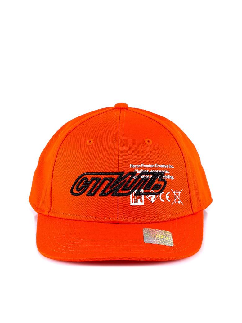 HERON PRESTON Hat - Orange