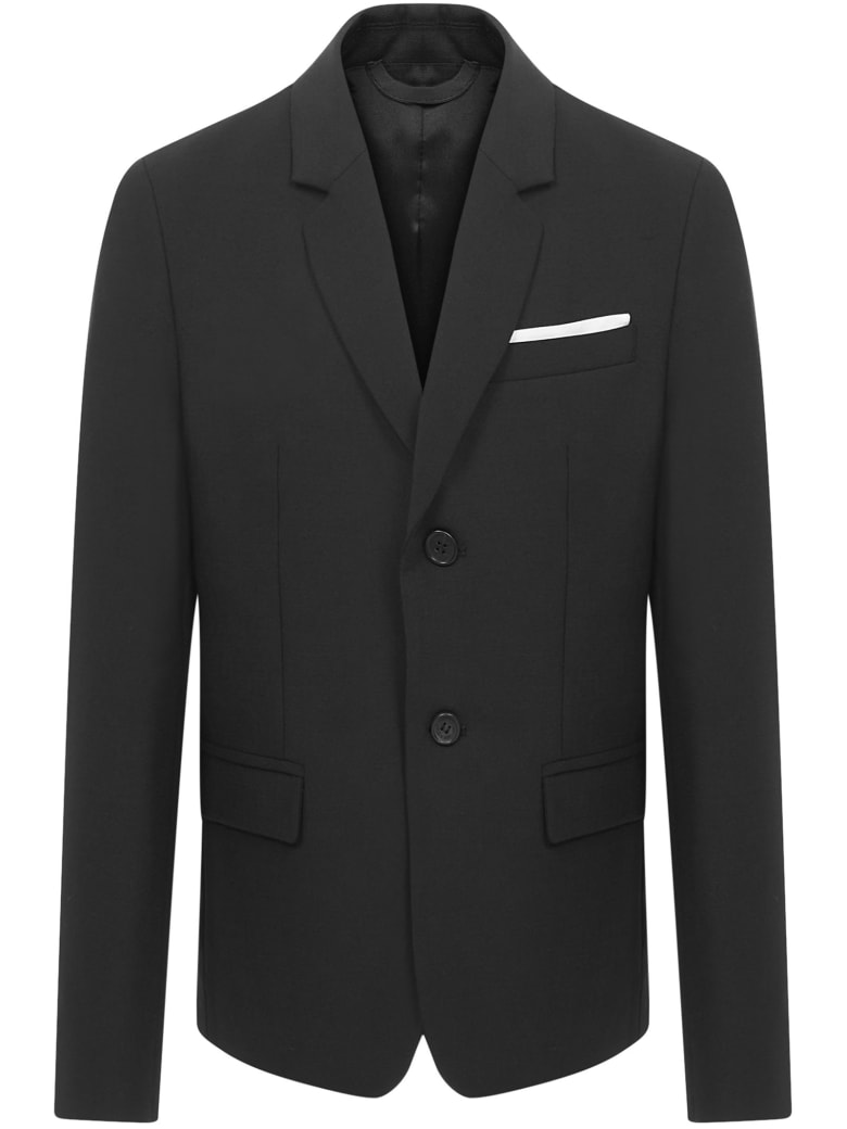 Neil Barrett Kids Blazer - Black