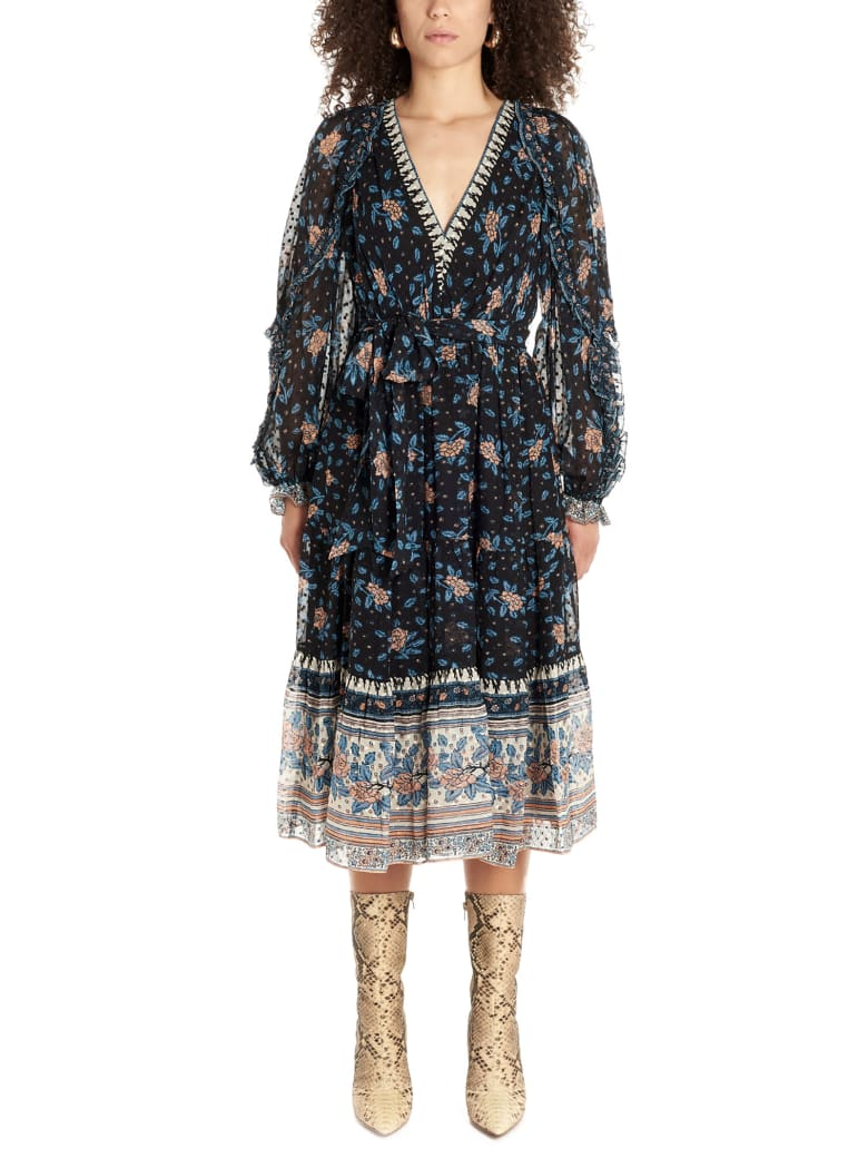 Ulla Johnson 'romilly' Dress - Multicolor