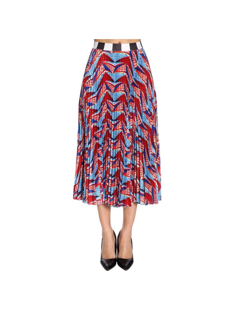 Stella Jean Skirt Skirt Women Stella Jean - red