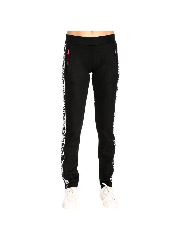 Versus Versace Versus Pants Pants Women Versus - black