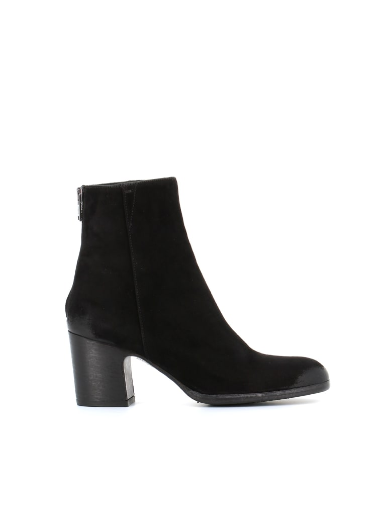 """Pantanetti Ankle-boots """"12969a"""" - Black"""