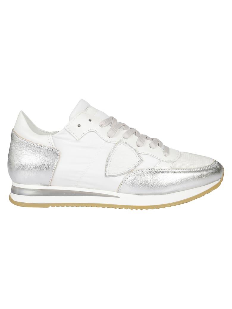 Philippe Model Tropez Sneakers - silver