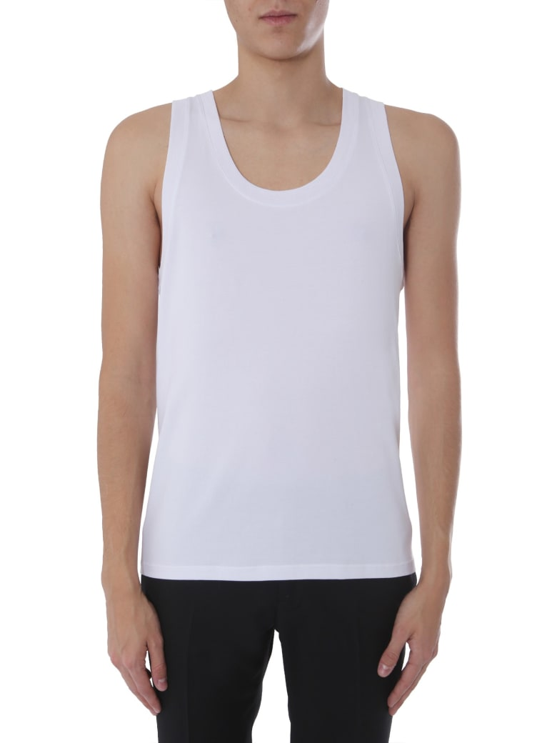 Dolce & Gabbana Pack Of Two Tank Tops - BIANCO