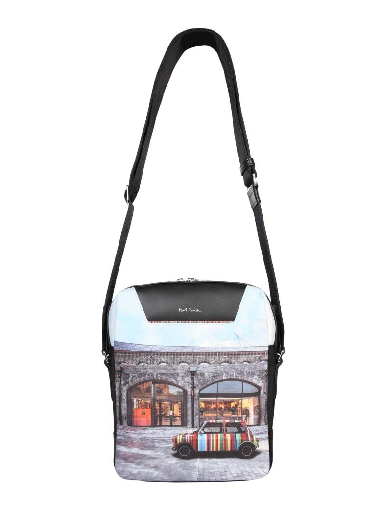 Paul Smith Mini Kings Cross Print Travel Bag - Multicolor