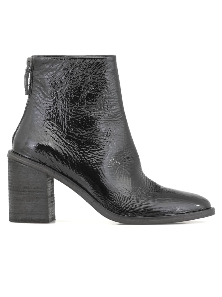 Marsell Tapiro Ankle Boot - Black