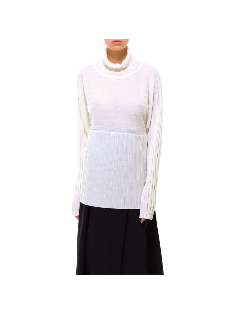 Le 17 Septembre Sweatshirt - White