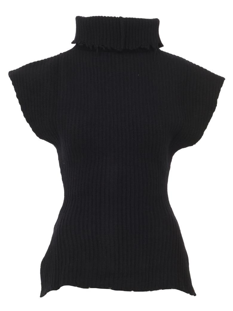 Ben Taverniti Unravel Project Sweater - Black