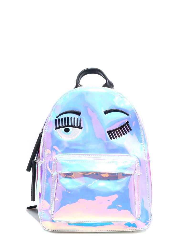Chiara Ferragni Backpack - Silver