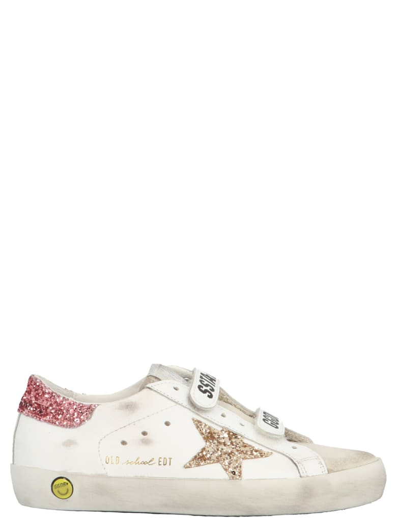 Golden Goose 'old School' Shoes - Multicolor