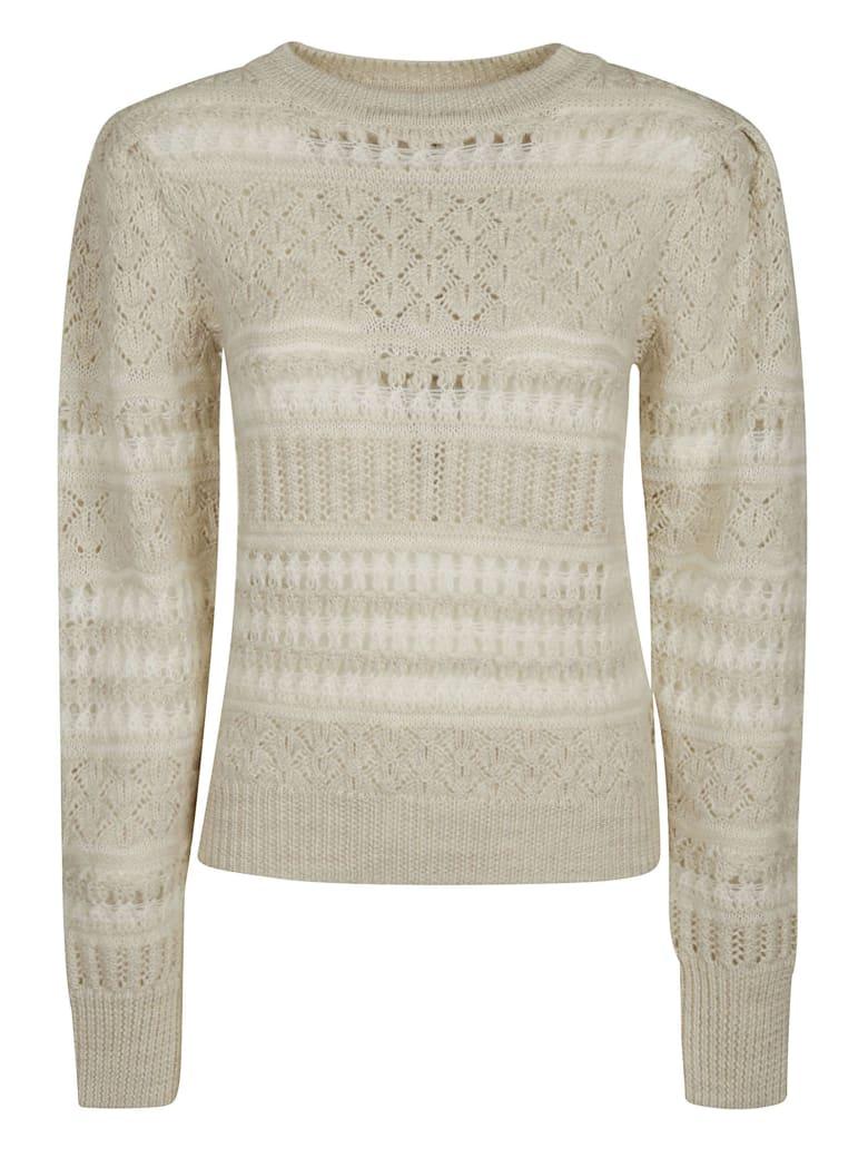 Isabel Marant Pippa Sweater - Ecru