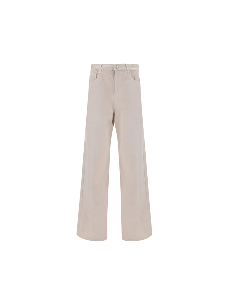 The Attico Pants - Bianco