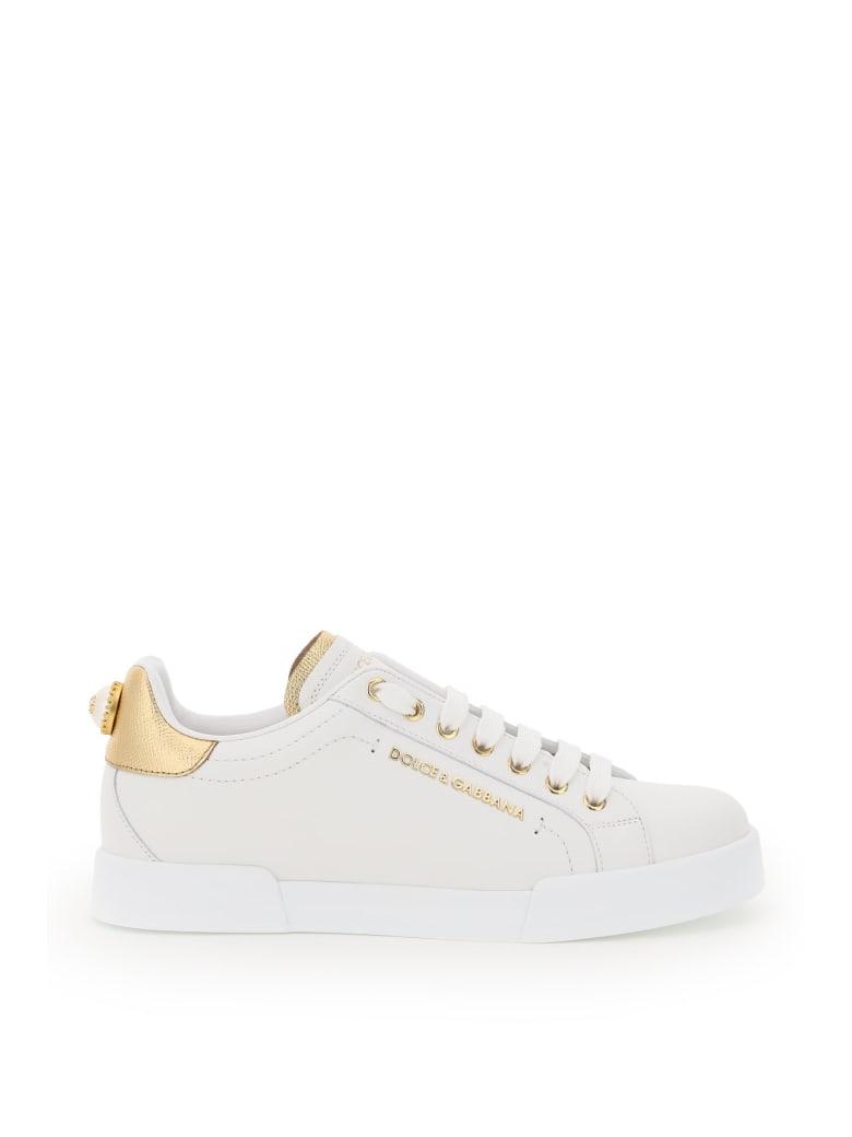 Dolce & Gabbana Portofino Sneakers - Nero