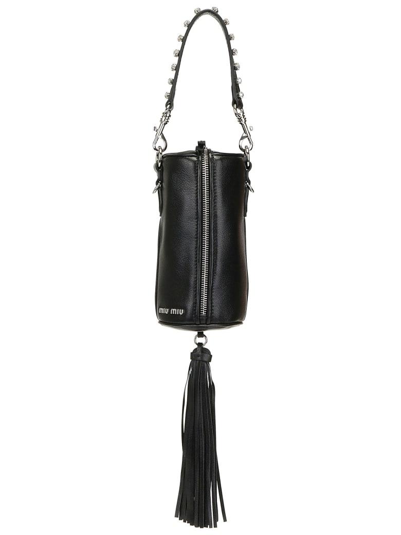 Miu Miu Bandoliera Handbag - Nero