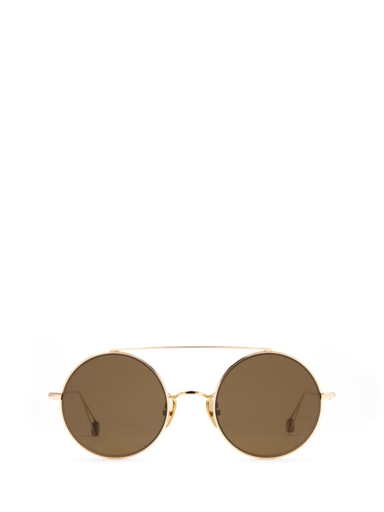 AHLEM Ahlem Place Des Vosges Champagne Sunglasses - CHAMPAGNE