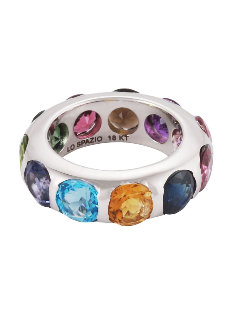 Lo Spazio Jewelry Lo Spazio Autunno Ring - Multicolor