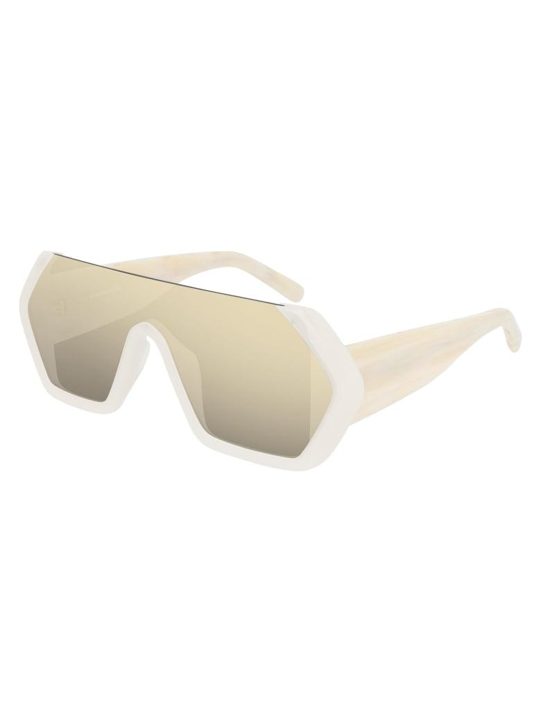 Courrèges CL1909 Sunglasses - Ivory Beige White
