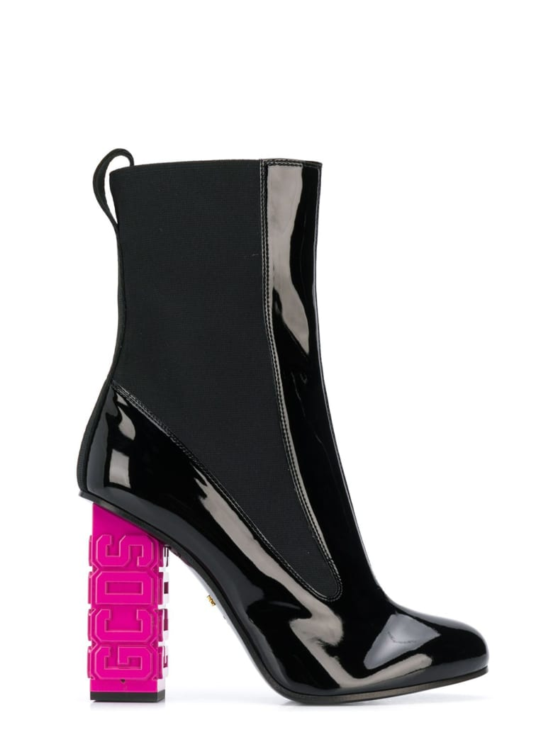 GCDS Boots - Nero