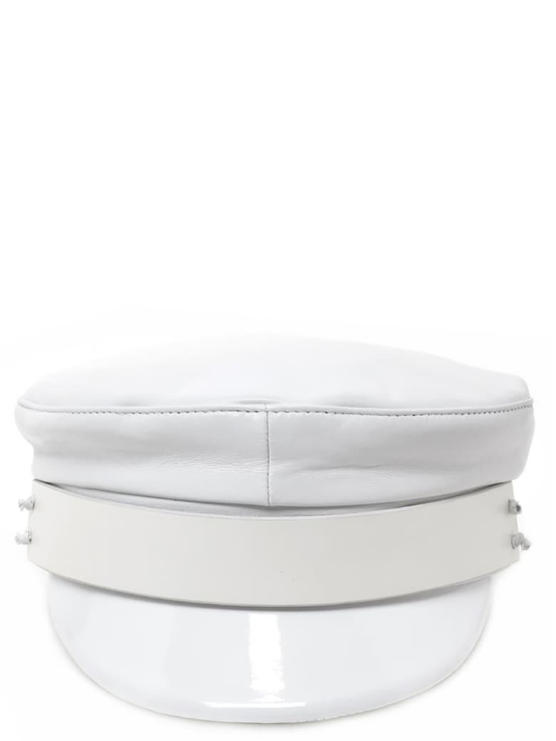 Ruslan Baginskiy Hat - White