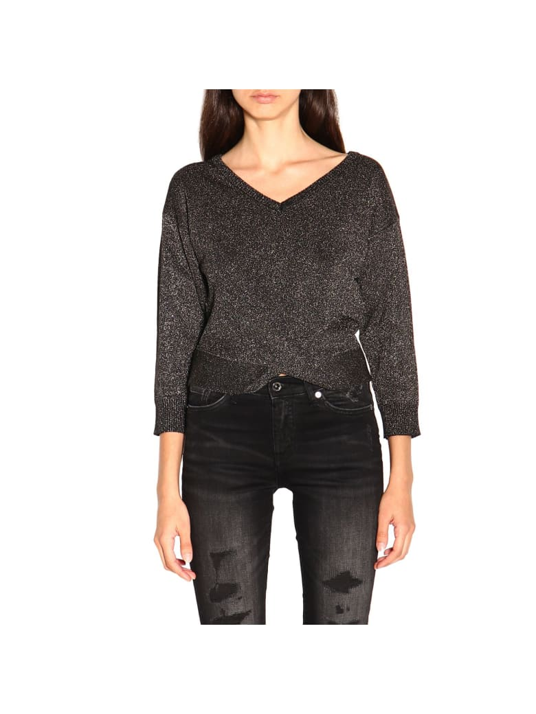 Armani Collezioni Armani Exchange Sweater Sweater Women Armani Exchange - black