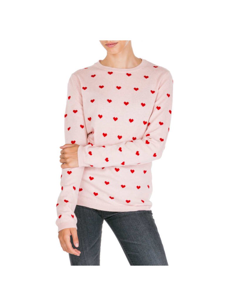 RED Valentino Harrison Sweater - Rosa