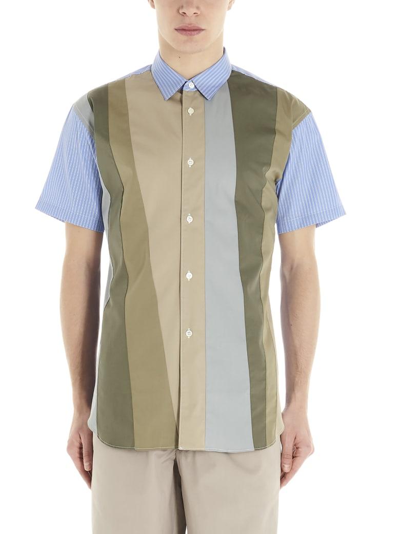 Comme des Garçons Shirt Shirt - Stripe mix