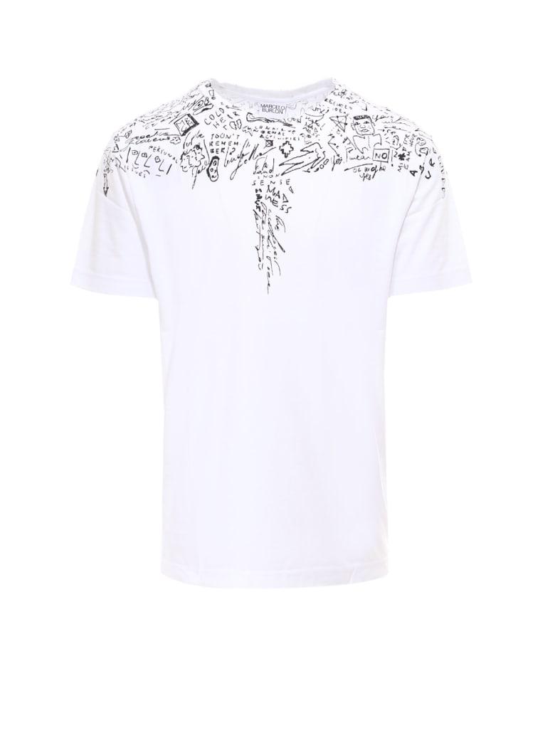 Marcelo Burlon T-shirt - White