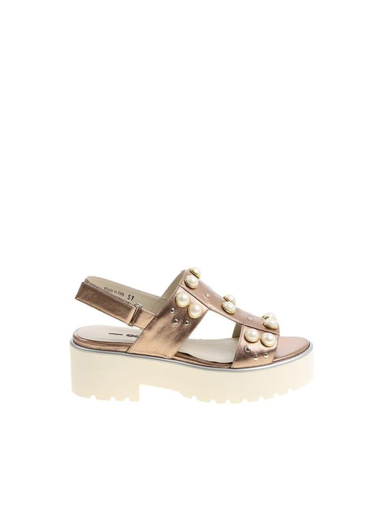 181 Alberto Gozzi Uno&uno - Sandals - Rame