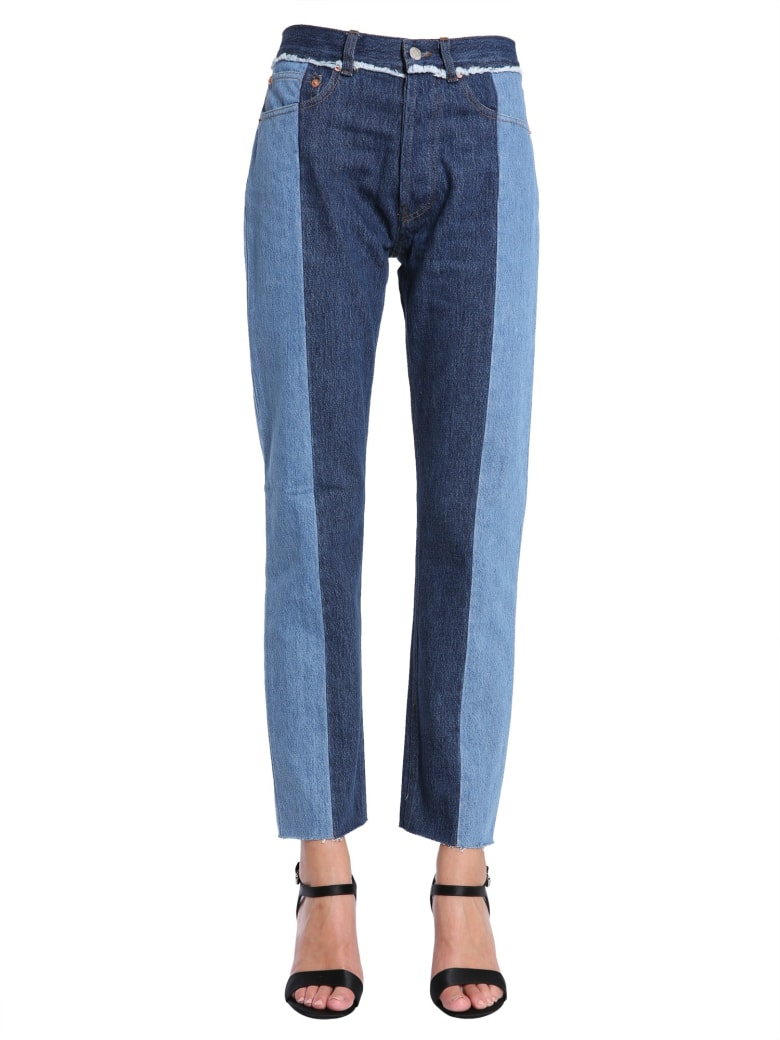 Forte Couture Double Ii Jeans - DENIM