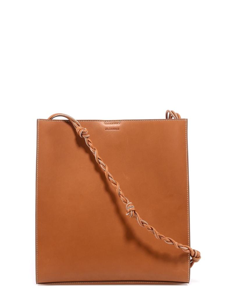 Jil Sander Tangle Medium Bag - Brown