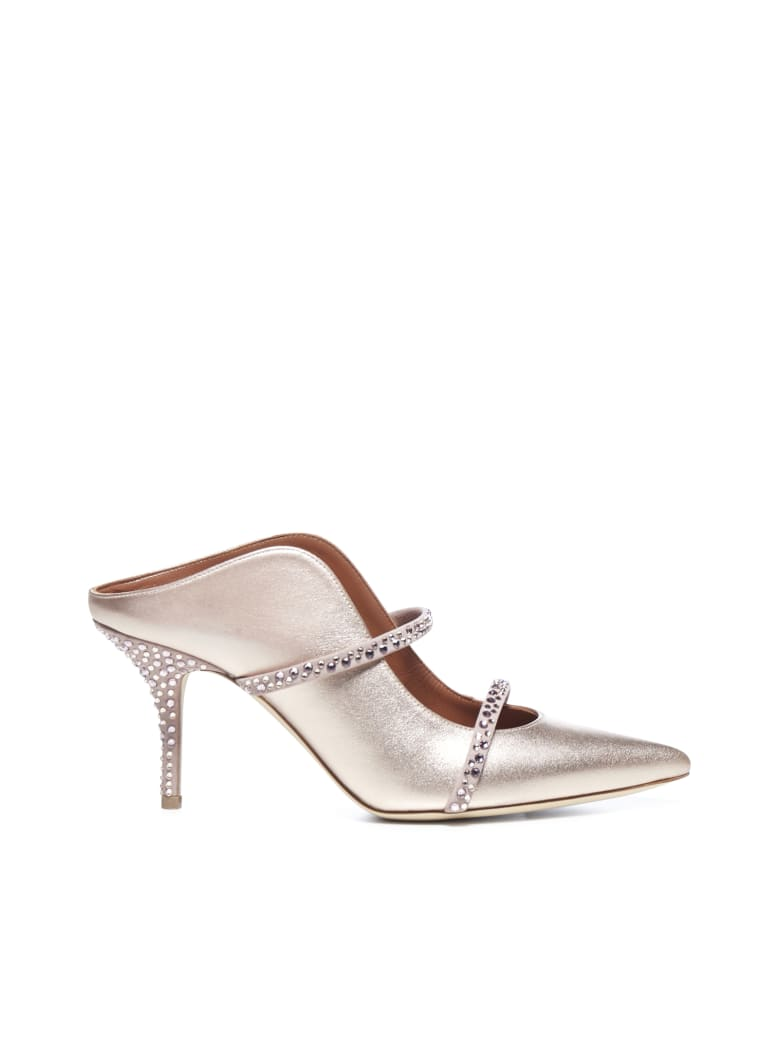 Malone Souliers  - Rose gold pink