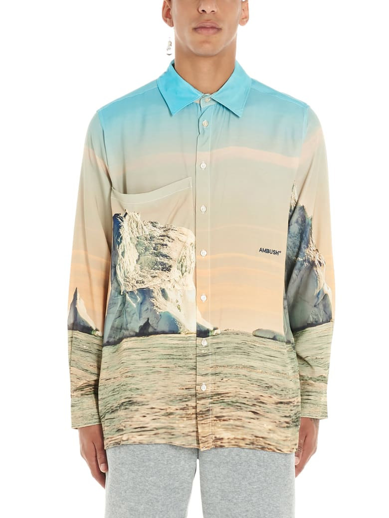 AMBUSH 'iceberg' Shirt - Multicolor