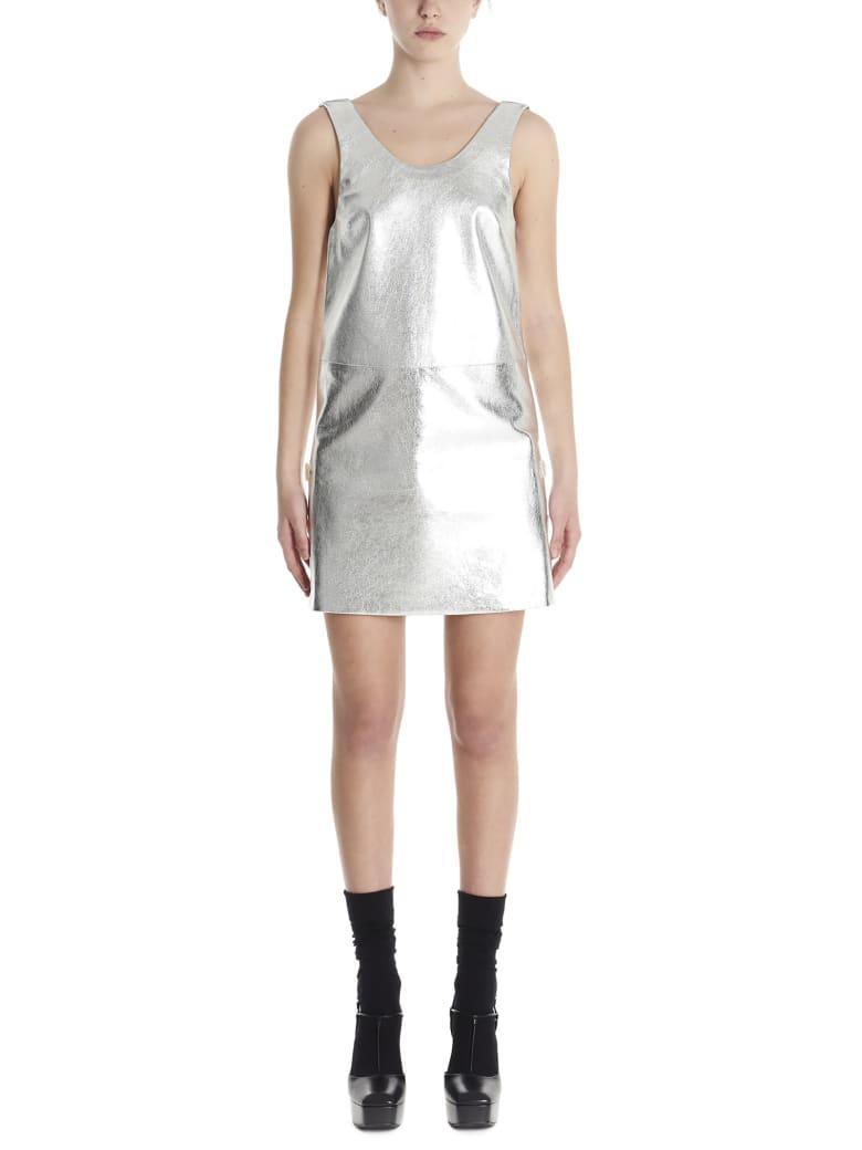 Prada Dress - Silver