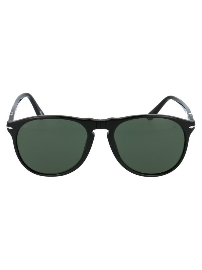 Persol 0po9649s Sunglasses - 95/31 BLACK