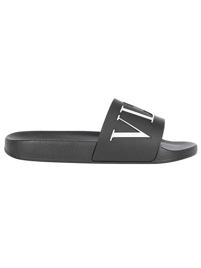 Valentino Garavani Sandals - Nero/bianco