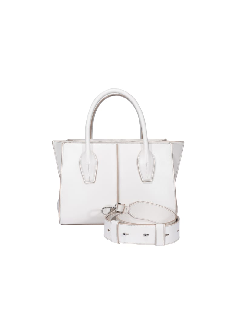 Tod's Shopping Bag - Chalk