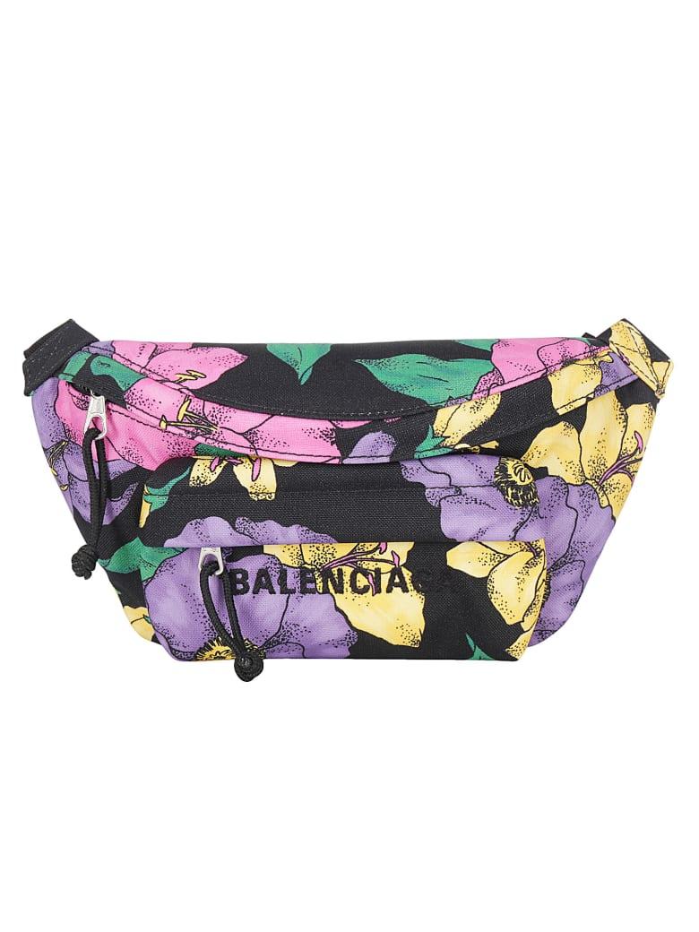 Balenciaga Belt Bag - Multicolor/black