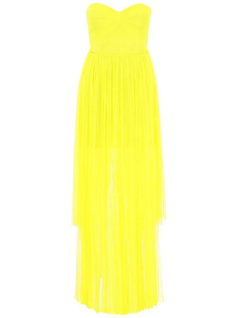 Maria Lucia Hohan Tiara Dress - LIME (Green)
